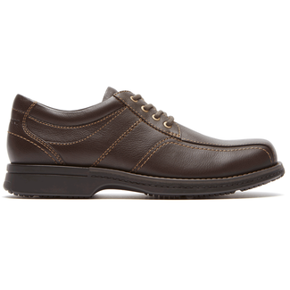 Classics Revised Bike Toe Men's Shoes in Brown