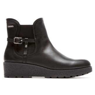 Winter St. Gore Bootie - Women's Black Boots