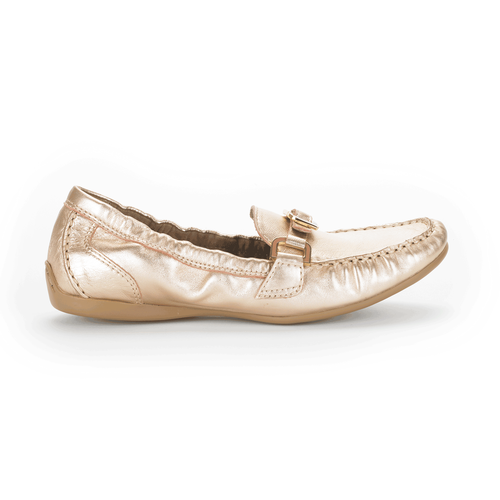 Demisa Enamel Keeper Women's Flats in Pink