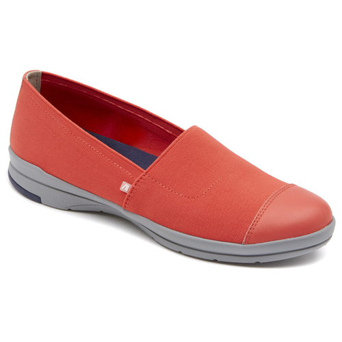 RocSports Lite A-Line Ballet Women's Flats in Red