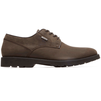 Classic Zone Waterproof Plaintoe in Brown