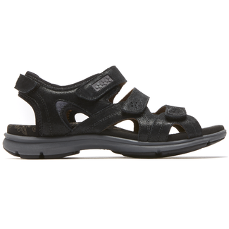 REVlite REVSoleil Sandals in Black