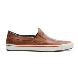 Path to Greatness Slip-OnRockport Men's Brown Path to Greatness Slip On