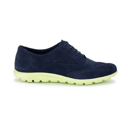 truWALKzero Women's Wingtip OxfordtruWALKzero Wingtip Oxford, Blue