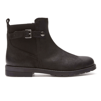 Rockport Women's Black City Casuals Abia Gore Bootie