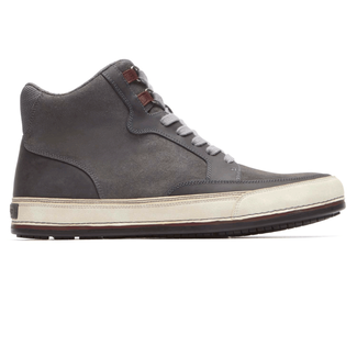 Jetty Point Mid Cut Boot in Grey