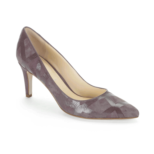 Lendra Pump Women's Pumps in Purple