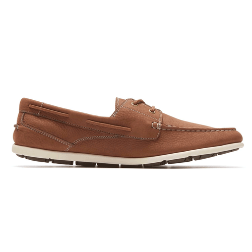 Bennett Lane 3 Boat Shoe in Grey