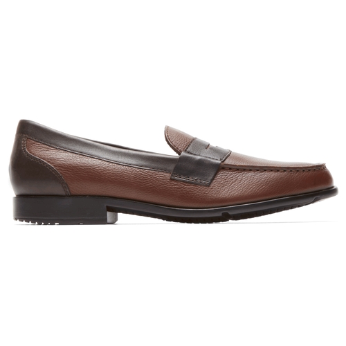 Classic Loafer Penny Men's Loafers in Brown