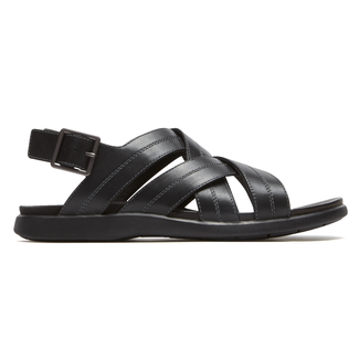 DresSports Sling Sandal in Black