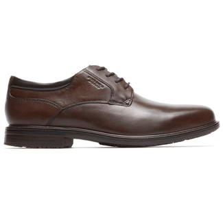 Essential Details II PlainToe Oxford in Brown