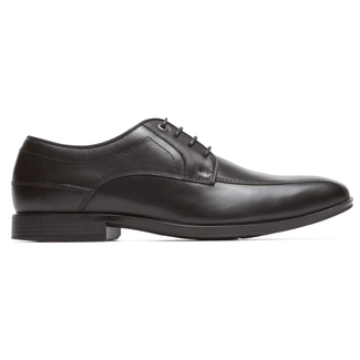 Style Connected Bike Toe Oxford in Black