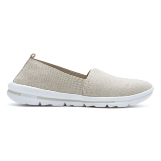 XCS Rock On Air Slip-On Rockport Women's Tan XCS Rock On Air Slip On
