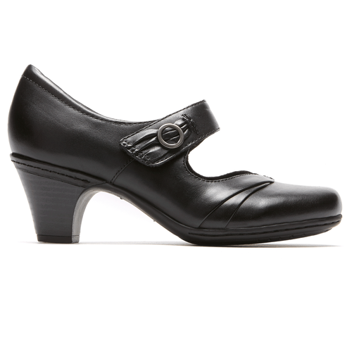 Salma Cobb Hill by Rockport in Black