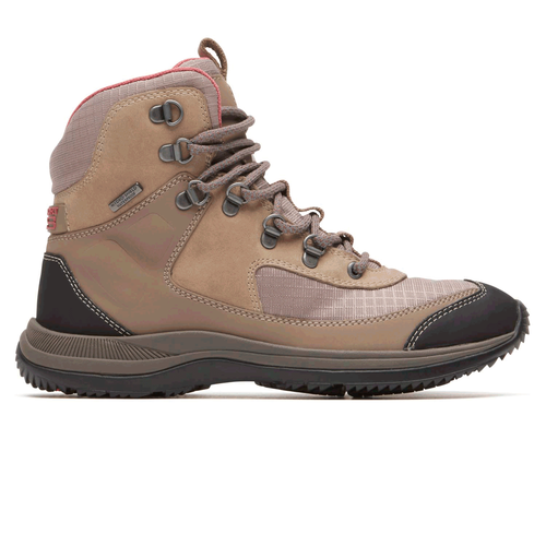XCS Urban Gear Waterproof Mountain Bootie in Grey
