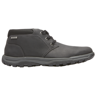 Trail Technique Waterproof Mid Boot, BLACK