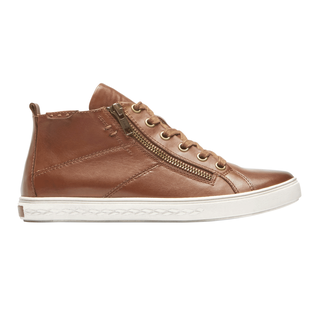 Cobb Hill Willa High Top, ALMOND LEATHER
