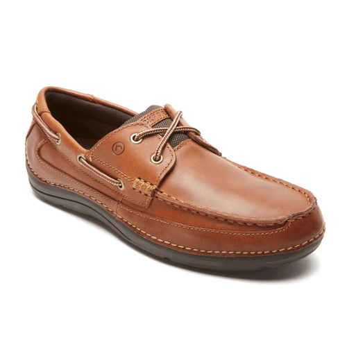 Sebert - Men's Chili Boat Shoes