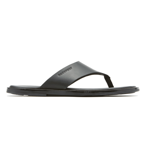 Beach Affair Thong - Men's Black Sandals