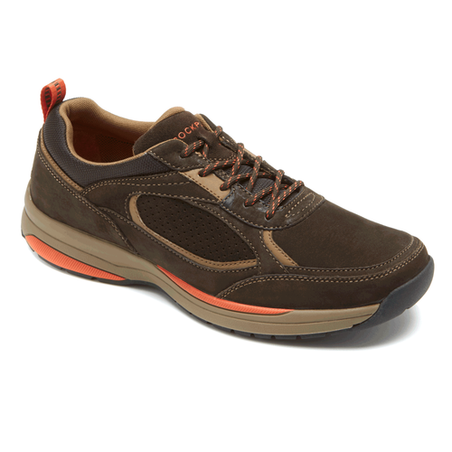 RocStride Sport Balance - Men's  Dark Brown Casual Shoes