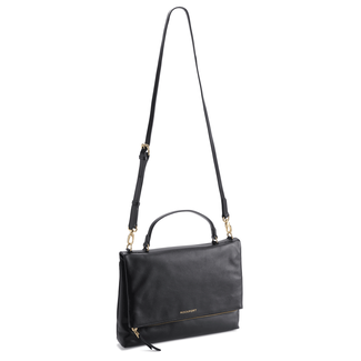 Total Motion Courier Bag in Black