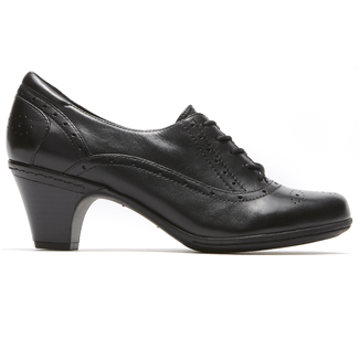 Shayla Cobb Hill by Rockport in Black