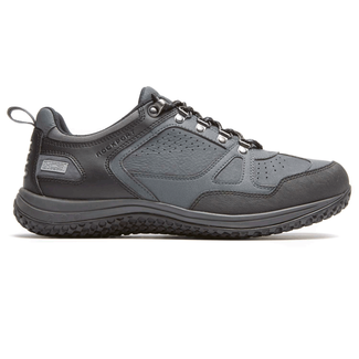 WALK360 Toe Guard OxfordRockport Men's Dark Gray WALK360 Toe Guard Oxford