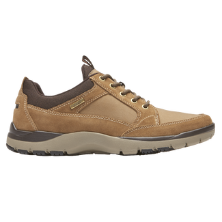 Kingstin Waterproof Blucher, DARK TAN