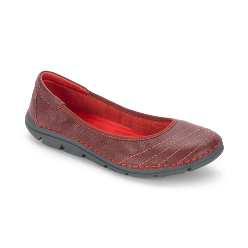 RocSports Lite Ballet Women's Flats in Brown