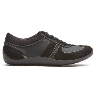 truWALKzero III T-Toe Lace-UpRockport Women's Black truWALKzero III T-Toe Lace Up