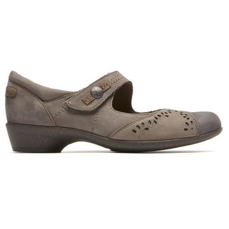 Nadia Cobb Hill by Rockport in Grey