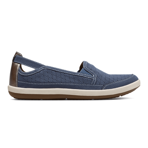 Cobb Hill Zahara Slip On in Navy