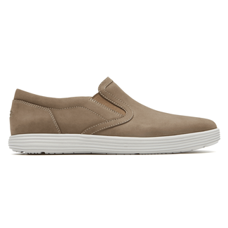 Thurston Gore Slip-On, TAUPE NBK