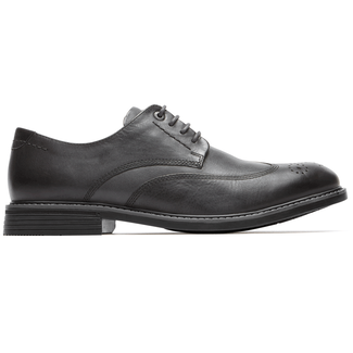 Classic Break Wingtip in Grey