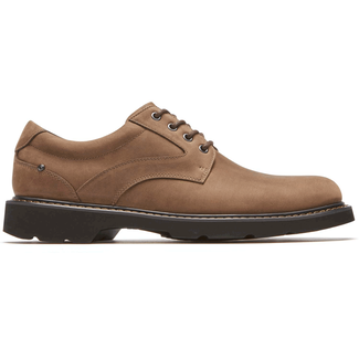 Charles View Oxford Comfortable Men's Shoes in Brown