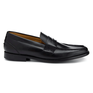 Park Drive Penny Men's Loafers in Black