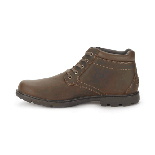 Rugged Bucks Waterproof Boot Men's Boots in Brown