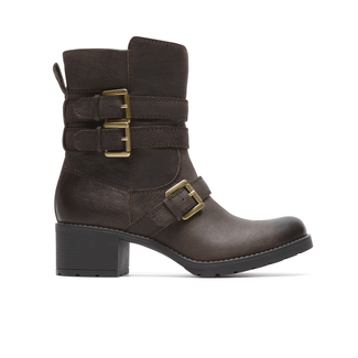 City Casuals Rola Buckle Bootie, EBANO TUMBLE WI