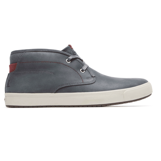 Path to Greatness Desert Boot in Grey