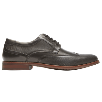 Style Purpose Perf Wingtip, BLACK