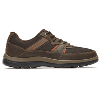 Get Your Kicks Walking Shoe Comfortable Men's Shoes in Brown