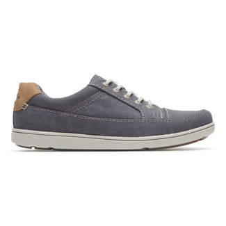 Gryffen Lace-Up Comfortable Men's Shoes in Grey
