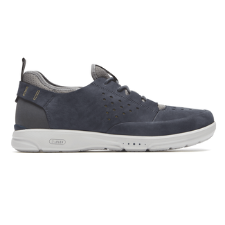 TruFlex Ubal Sneaker Comfortable Men's Shoes in Navy