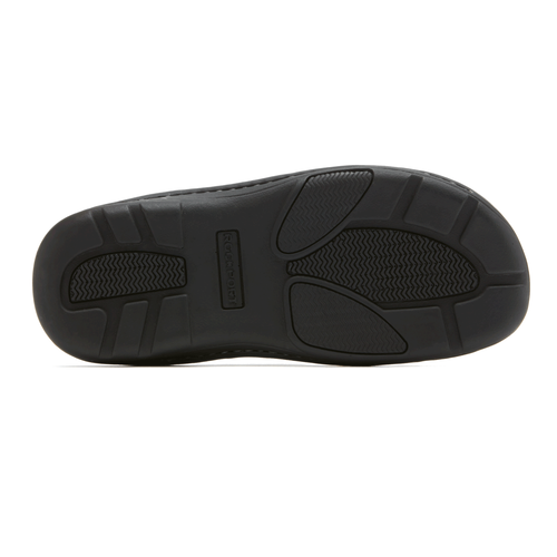 Kevka Lake Thong Men's Sandals in Black
