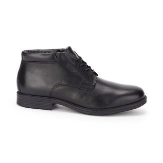Essential Details Waterproof Chukka Men's Boots in Black