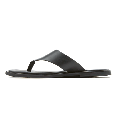 Beach Affair Thong Men's Sandals in Black