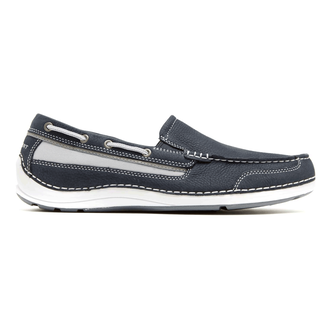 Shoal Lake Slip-OnShoal Lake Slip On - Men's Navy Slip on Shoes