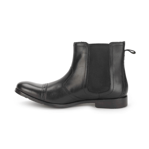 Castleton Boot Men's Boots in Black
