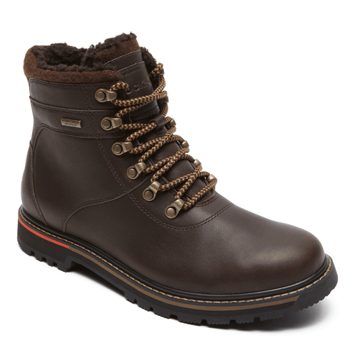 Trailbreaker Waterproof Alpine Boot Men's Boots in Brown
