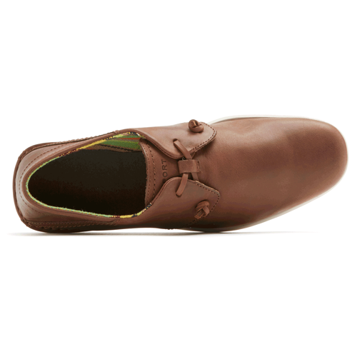 City to Sea 1 Eye Men's Walking Shoes in Brown